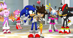 Meeting to Tracer the Hedgehog!!!