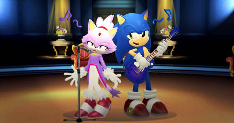 Sonic and Blaze - Endless Possibility