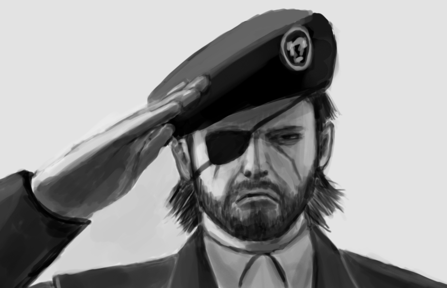Big Boss by red-shuhart