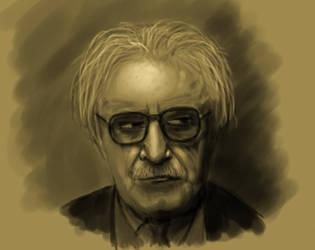 The Professor by red-shuhart