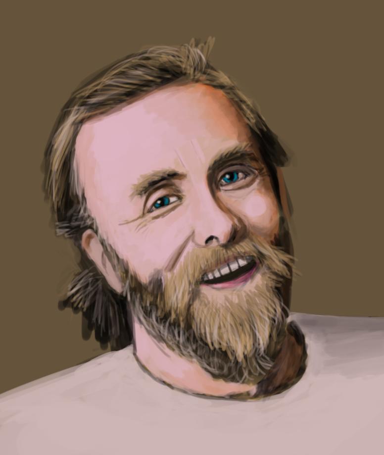 Varg Vikernes by red-shuhart