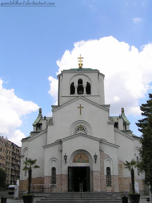 Serbia by yamixhikari