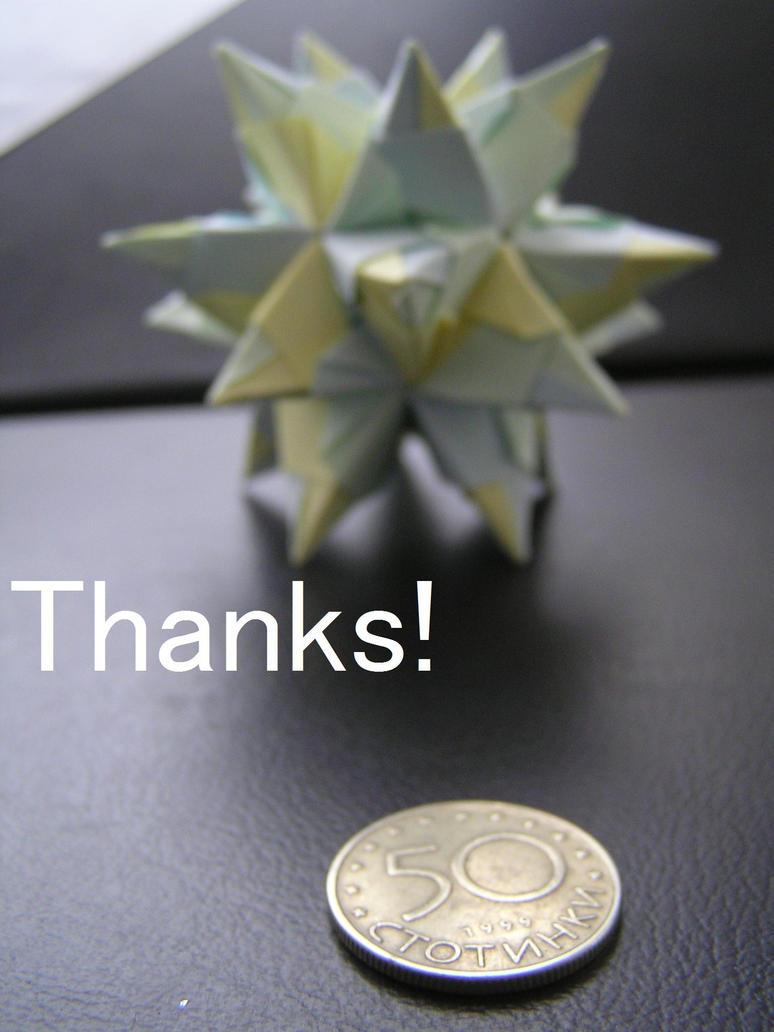 Thanks  for 5000 pageviews by yamixhikari
