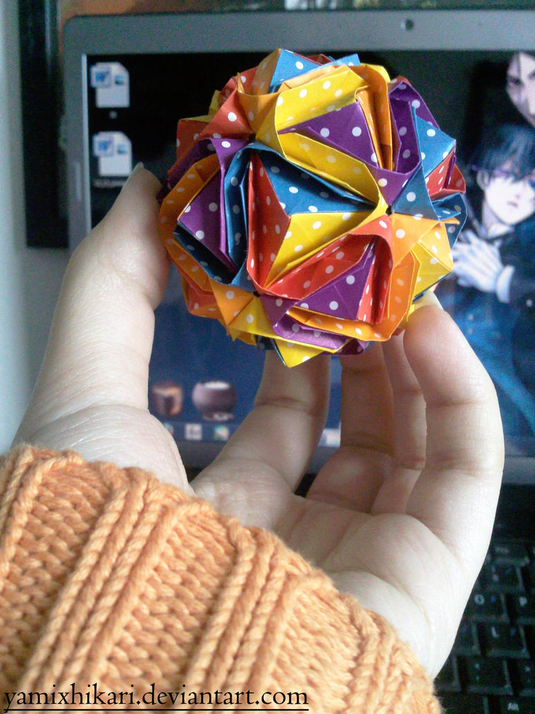 5 c origami by yamixhikari