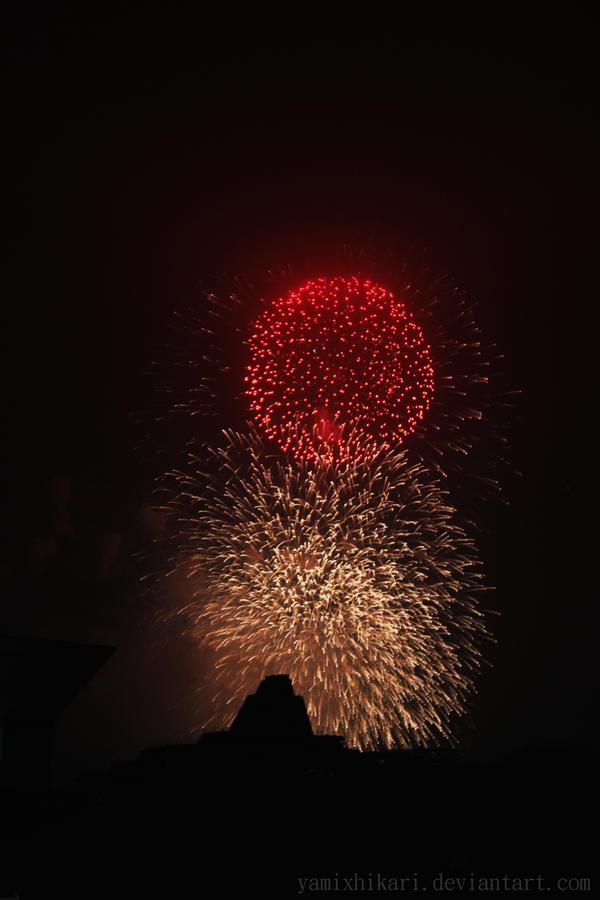 Fireworks by yamixhikari