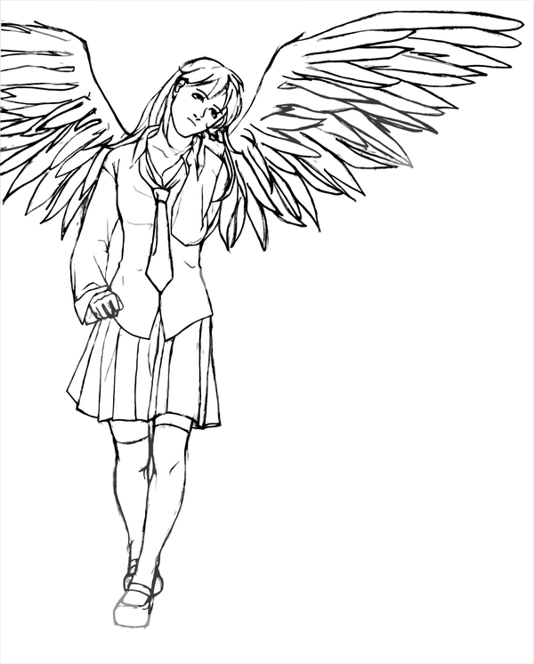 Max Ride Coloring Pages
