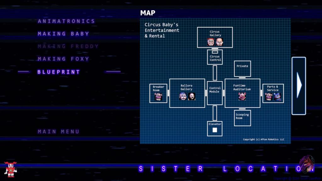 Extra s menu sister location map by applejack14 on deviantart