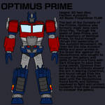 Transformers - Optimus Prime (FL86)