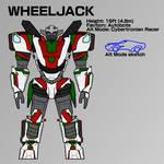 Transformers - Wheeljack (Cybertronian)