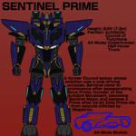 Transformers - Sentinel Prime