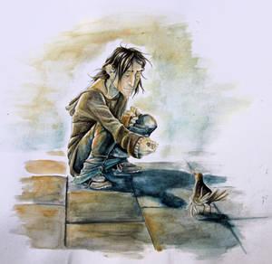 Companion in misfortune