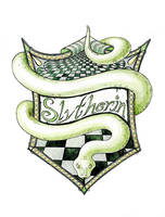 Slytherin  by Alagvaile