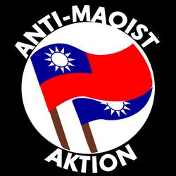 Anti-Maoist Action Logo