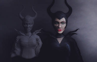 Maleficent by AniFantasy