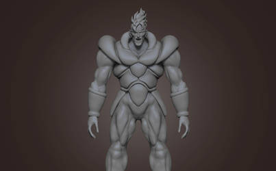 Android16 WIP by AniFantasy