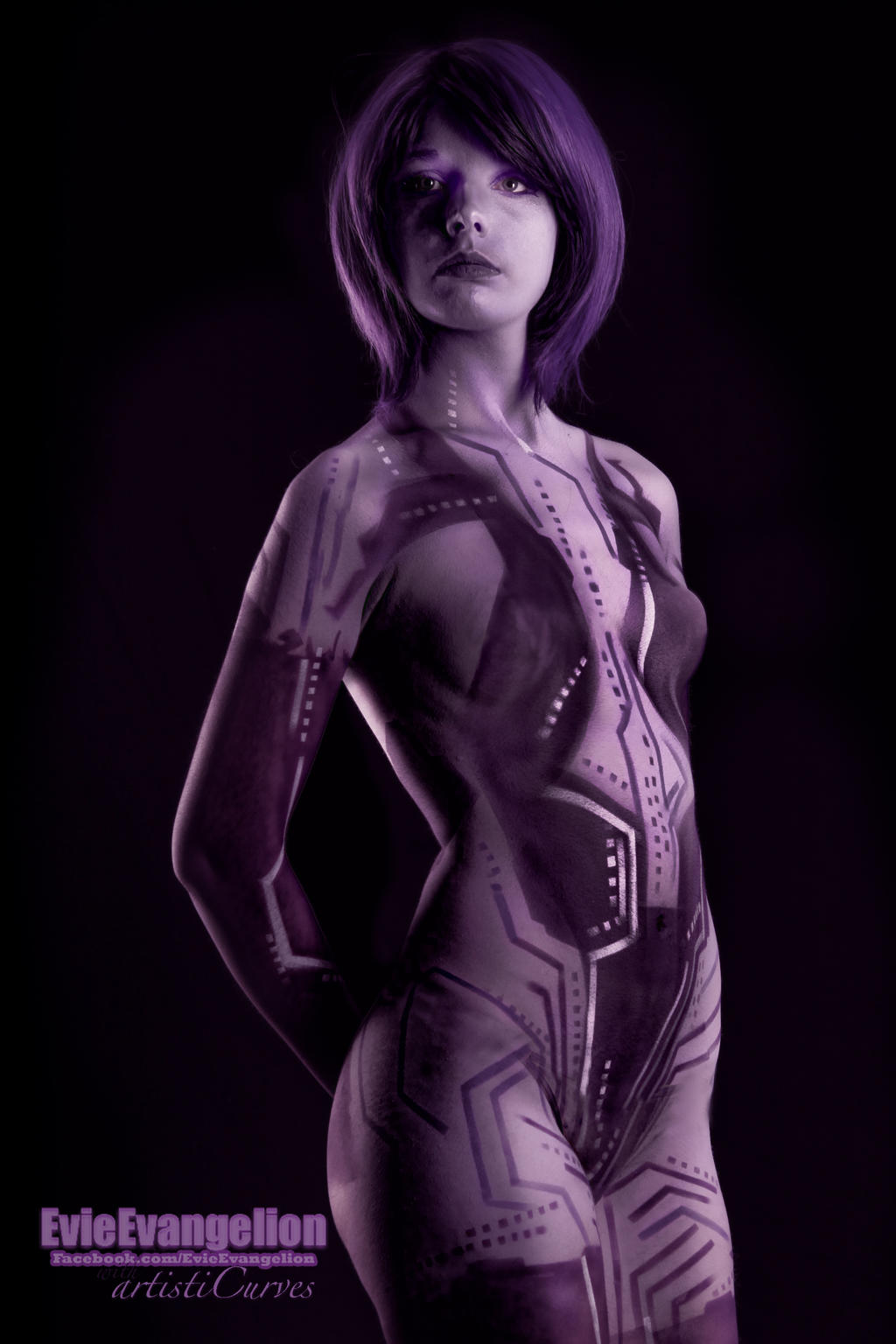 Combat Evolved 7 by EvieE-Cosplay