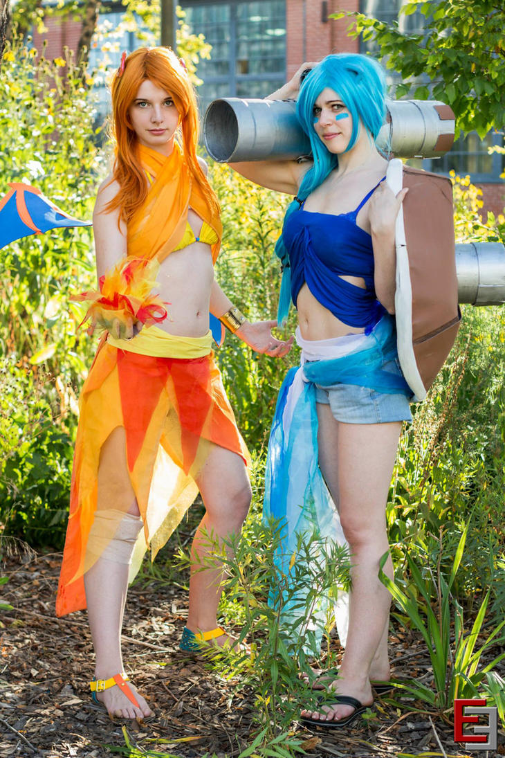 Starters by EvieE-Cosplay