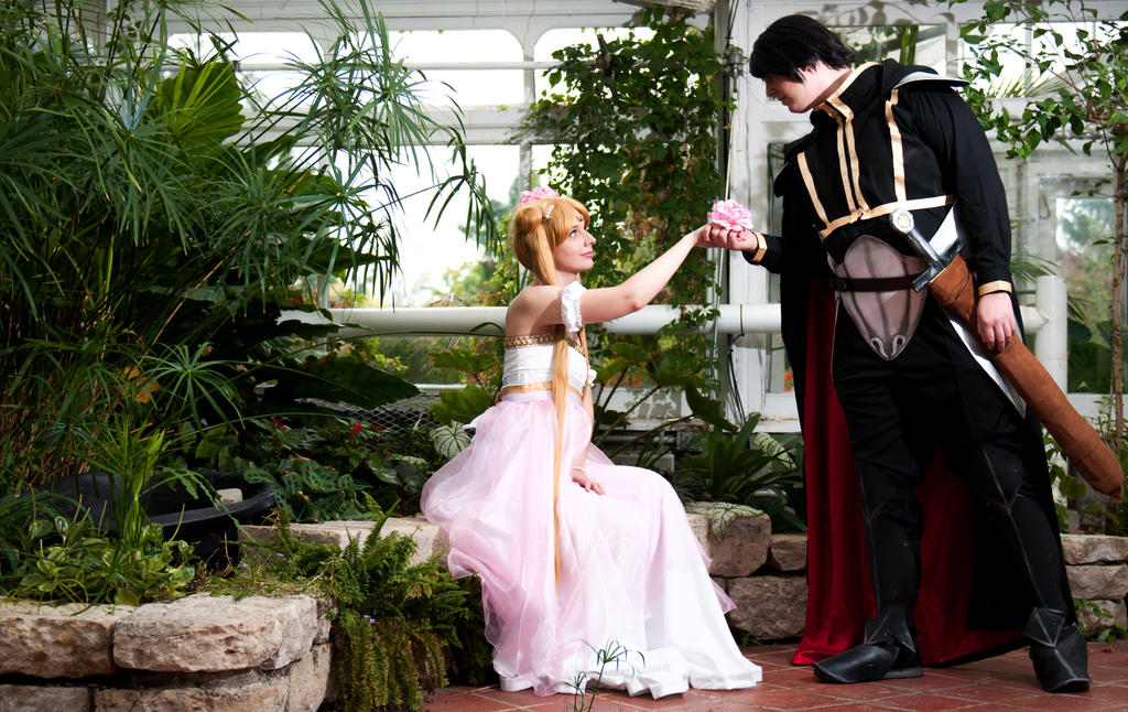 Care to Dance Princess? by EvieE-Cosplay