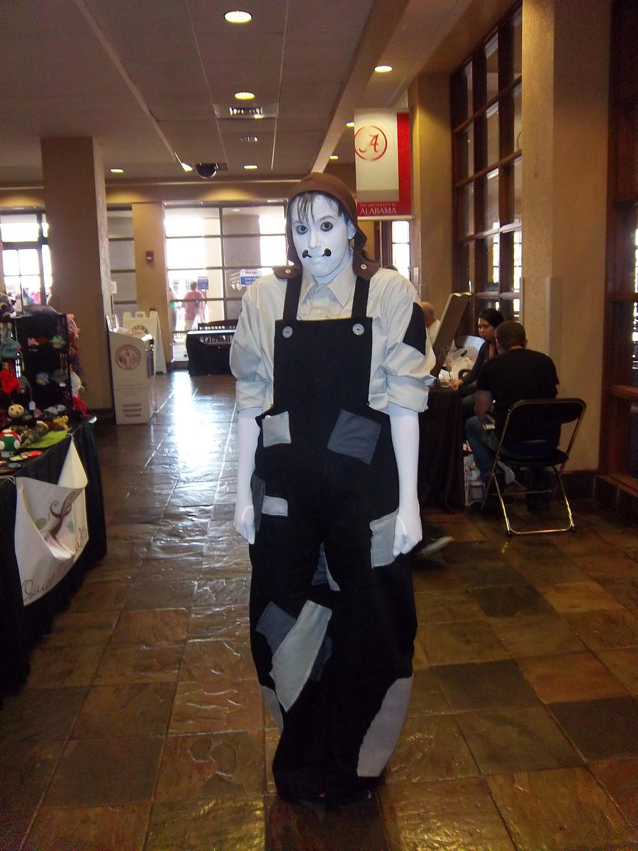 The Cobbler by kaachan1 on DeviantArt Tack The Cobbler Costume