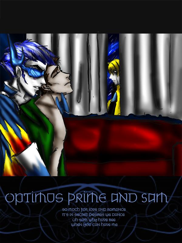 Optimus Prime X Sam Fanfiction