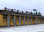 Schloss Sanssouci by skyeycreation