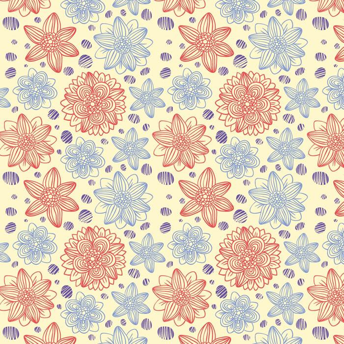 Flower pattern by norvaal on deviantart flower pattern by norvaal mightylinksfo