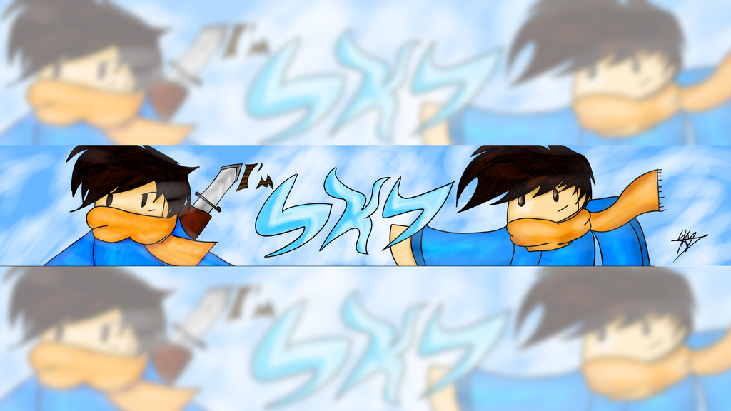 Banner for my gaming channel c: by 1TwilightShadow1