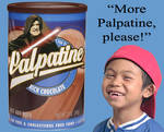 Rich Chocolate Palpatine