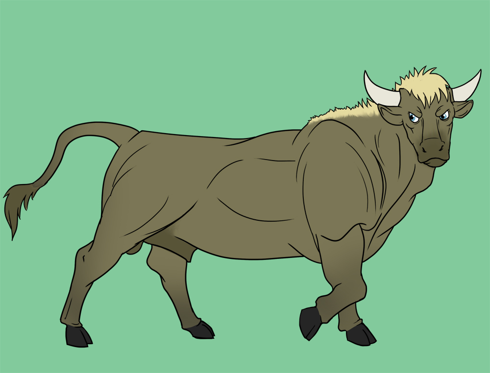 Bull TF 3 by Narubi2