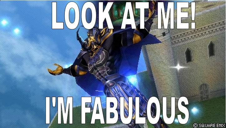 Golbez is Fabulous! by MIST-TO-GUN