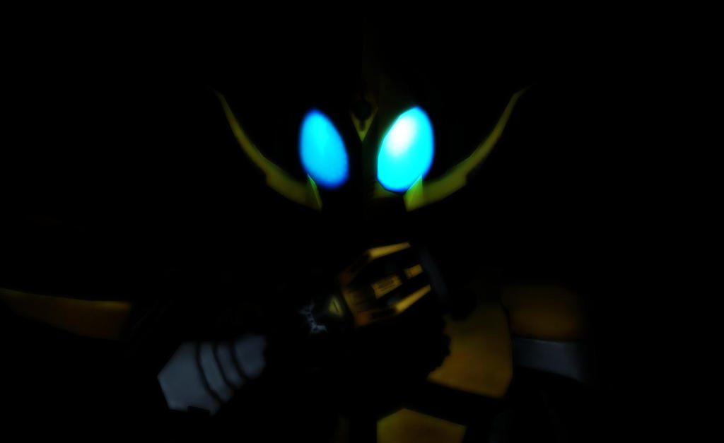 [MMD] The Golden yet Dark Beetle by MIST-TO-GUN