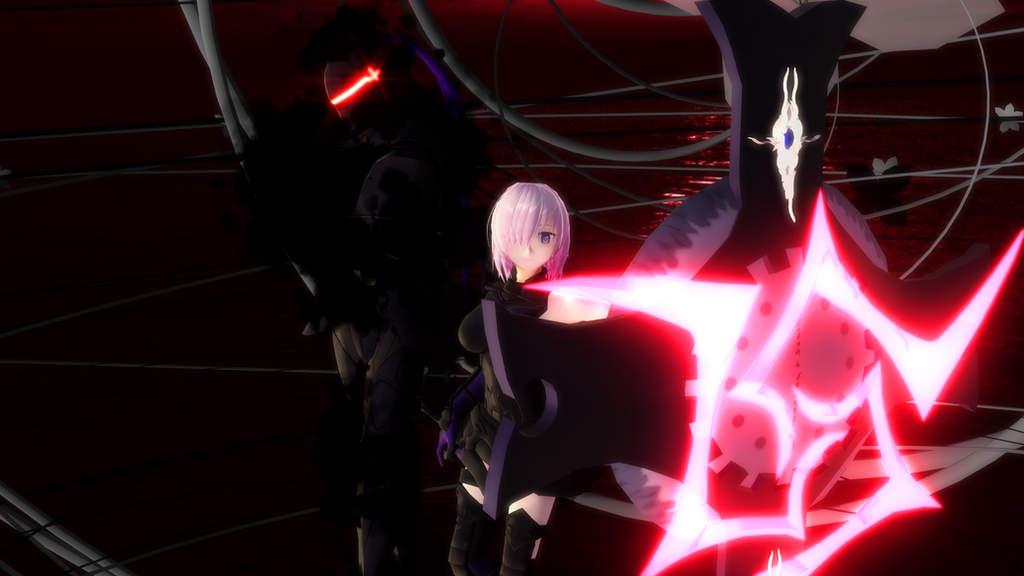 [MMD Fate] Father and Daughter by MIST-TO-GUN