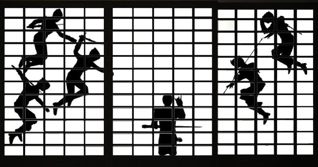 [MMD SUPER SENTAI] Cho Ninpo Kage no Mai! by MIST-TO-GUN