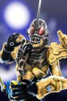 [MMD KAMEN RIDER] Robot in Grease!