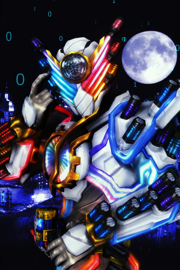 [MMD KAMEN RIDER] Genius by MIST-TO-GUN