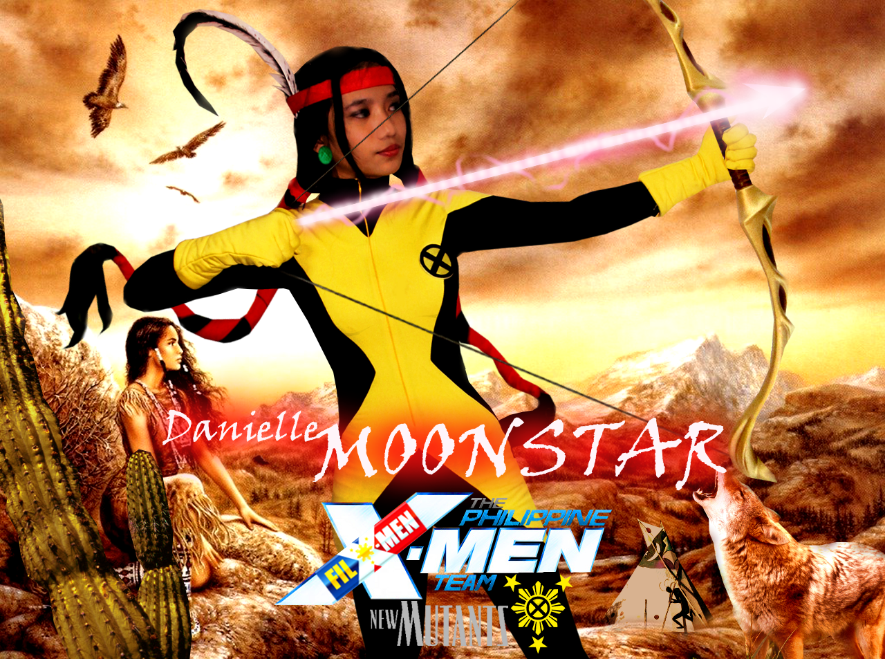 The Philippine X-Men Team