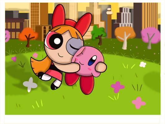 Blossom Hugs The Kirby