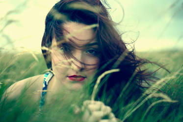 The Long Green Grass by jamesochester
