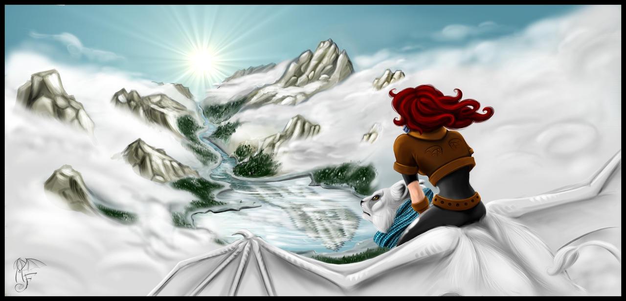 Open Horizons by LadyMartina