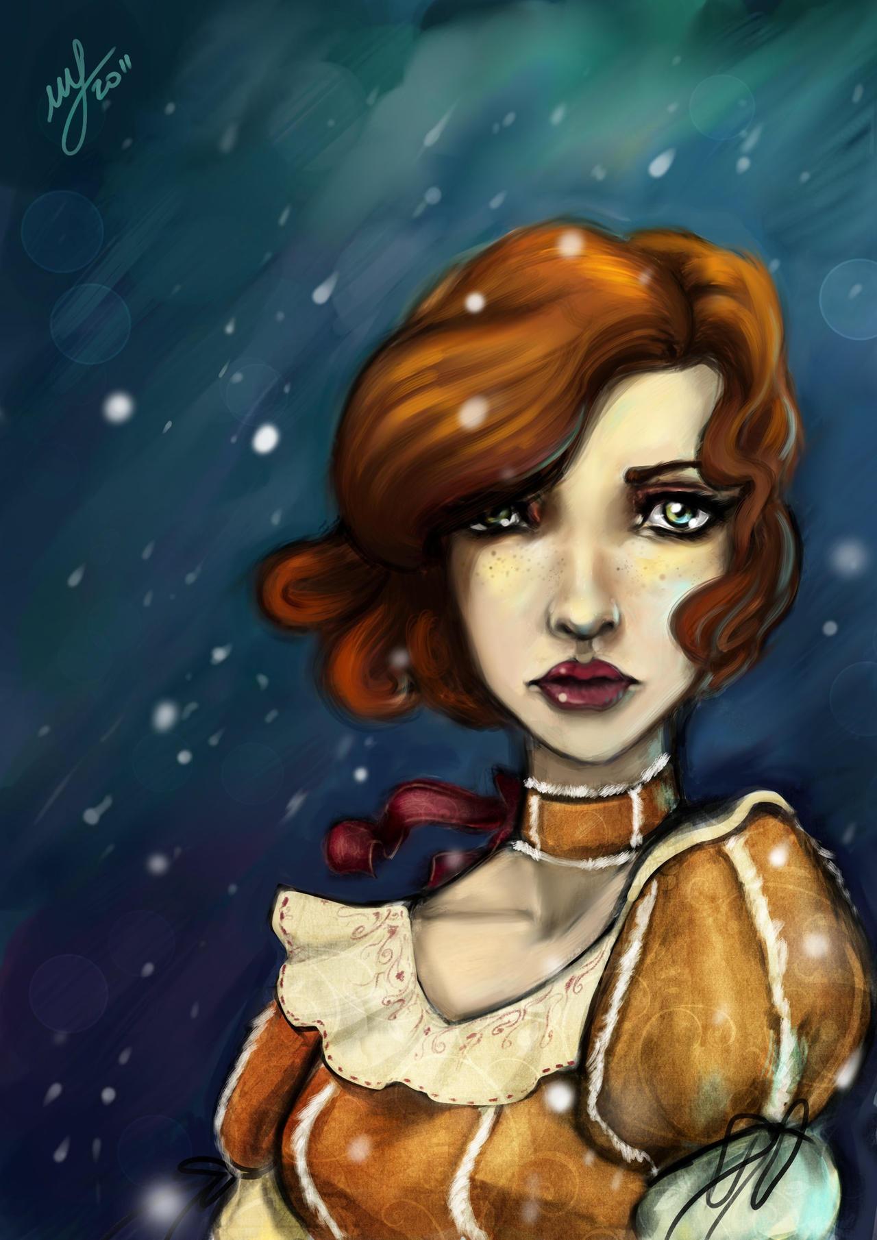 Odissey by LadyMartina