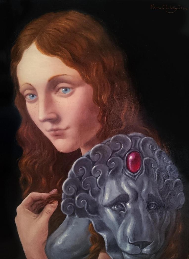 Copper Head by LadyMartina