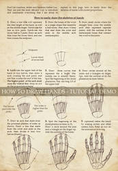 How to Draw Hands Tutorial - Page 5 by MartinaDaBologna
