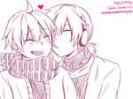 Happy Birthday Shidu-sensei