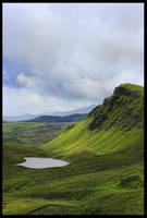 Scotland Scape by Beowolf17