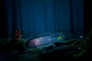 spirit of the forest by galaxytuna