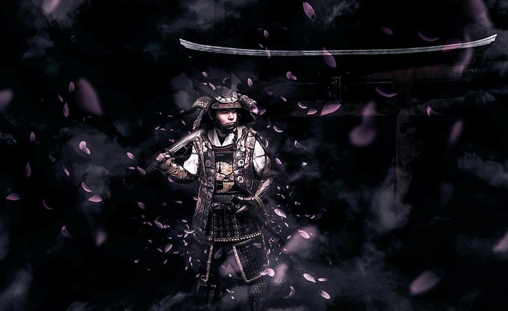 samurai by galaxytuna