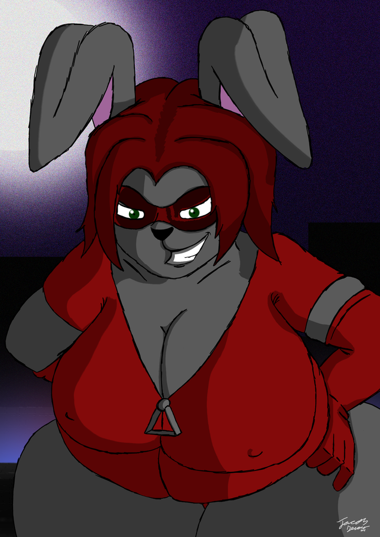 Kystal posing by gemtherabbit-123