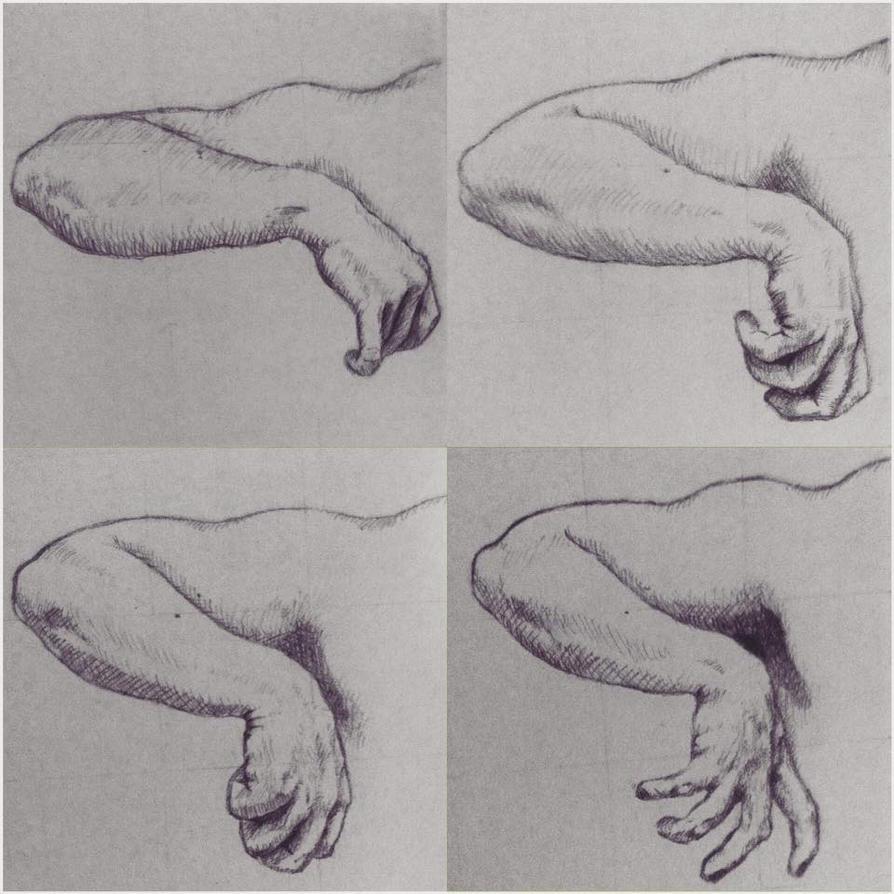 More Figure Study by ElisabethLangton