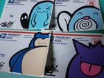Number Zwei - Pokemon Stickers by SUREGRAFFITI