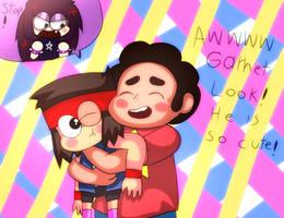 Steven, k.o and t.k.o by CielDoCiela